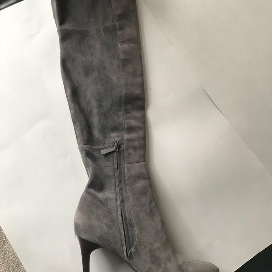 Cole Haan gray Boots