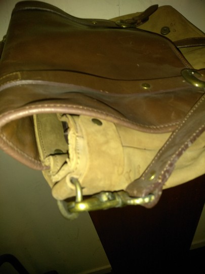 Other Brown tan Messenger Bag