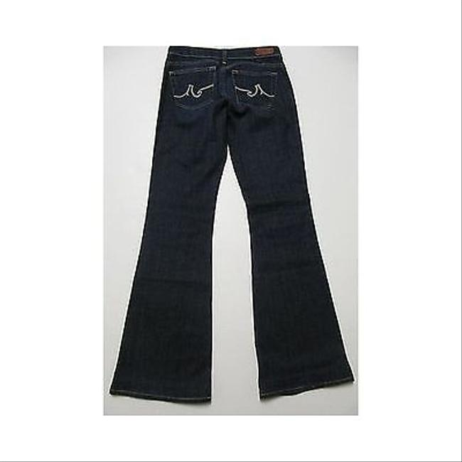 AG Adriano Goldschmied Womens The Denim 27 Flare Leg Jeans