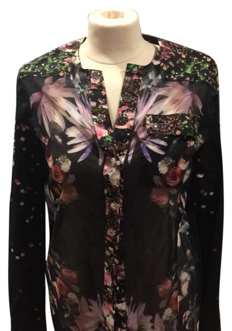 Preload https://img-static.tradesy.com/item/22306574/givenchy-black-multi-colored-floral-button-down-top-size-6-s-0-1-650-650.jpg