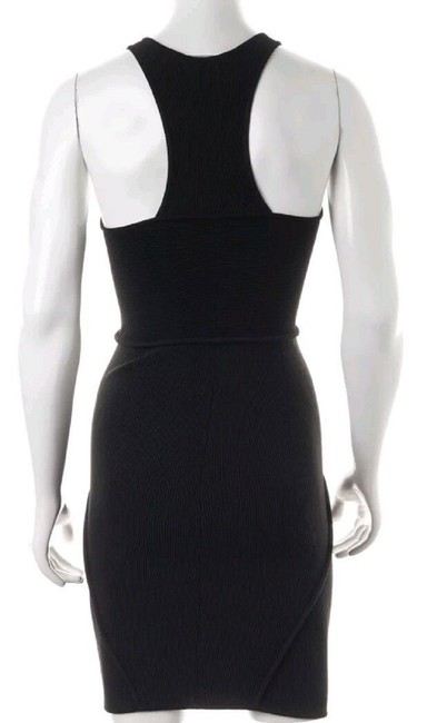 A.L.C. Alc Ribbed Bodycon Pencil Fitted Dress