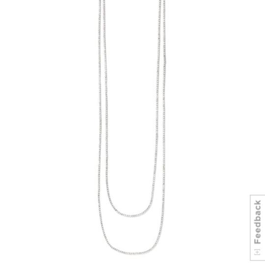Banana Republic banana Republic classic rebel cup layer necklace