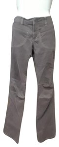 Kühl Hiking Jeans Boot Cut Pants Brown