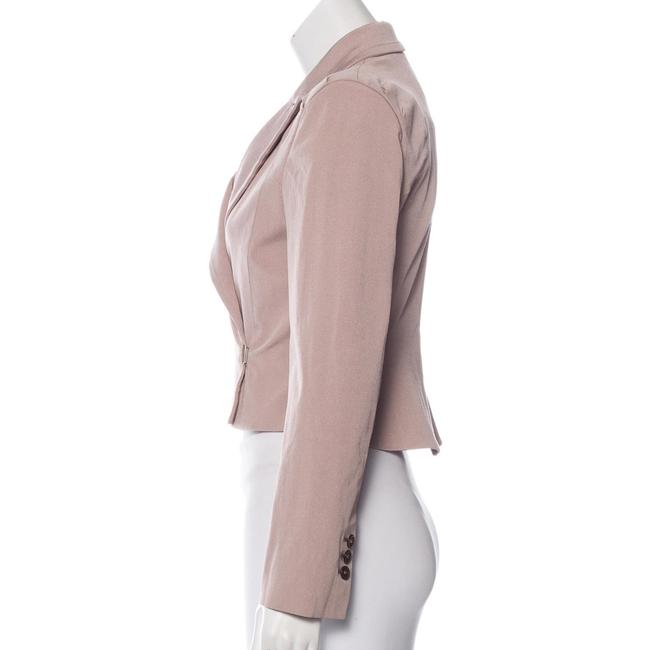 Saint Laurent mauve Blazer