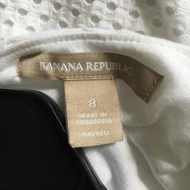 Banana Republic short dress white on Tradesy