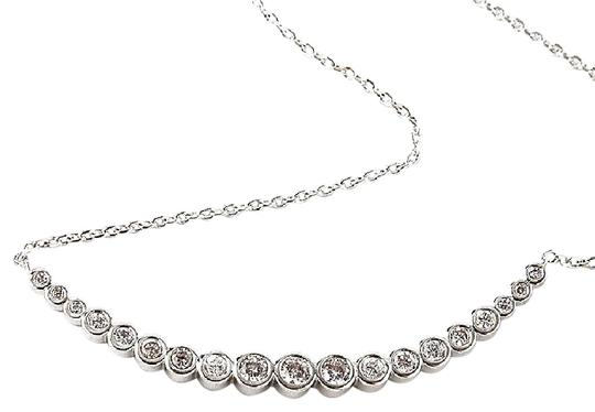 Preload https://img-static.tradesy.com/item/22307319/henri-bendel-silver-new-luxe-pave-choker-plated-necklace-0-1-540-540.jpg