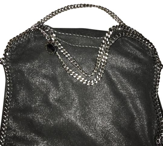Preload https://img-static.tradesy.com/item/22307376/stella-mccartney-black-falabella-shaggy-fold-over-deer-tote-0-1-540-540.jpg