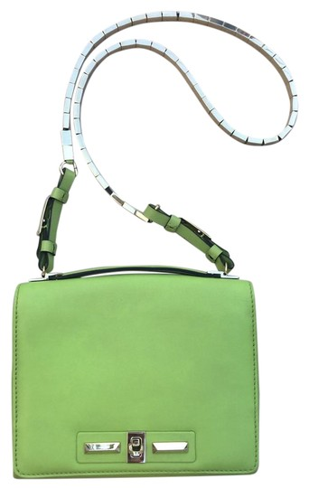 Preload https://img-static.tradesy.com/item/22307380/valentino-cube-with-metal-strap-green-leather-cross-body-bag-0-1-540-540.jpg