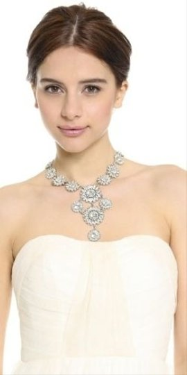 Kate Spade Faceted Crystals Estate Garden Statement Perfect Absolutely Stunning Necklace