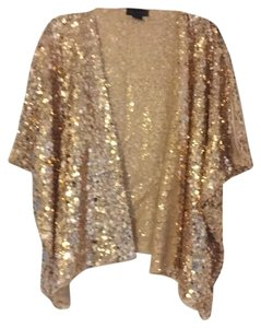 Steve Madden Sequined Gold Wrap