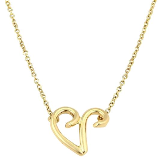 Preload https://img-static.tradesy.com/item/22307492/tiffany-and-co-yellow-gold-picasso-freeform-heart-pendant-necklace-0-1-540-540.jpg
