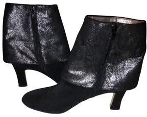 Array black & pewter Boots