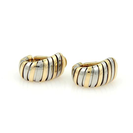 Preload https://img-static.tradesy.com/item/22307513/bvlgari-yellow-gold-steel-18k-and-tubogas-wide-huggie-italy-earrings-0-0-540-540.jpg