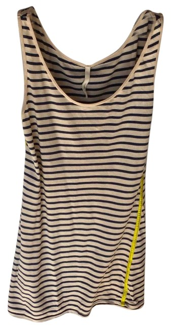 Preload https://img-static.tradesy.com/item/22307555/oonagh-by-nanette-lepore-blue-and-white-striped-tank-topcami-size-10-m-0-1-650-650.jpg