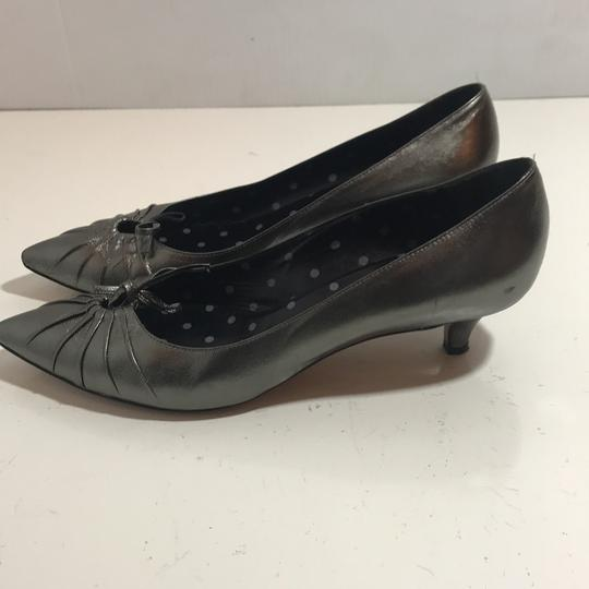 Moschino Shoes Gray Pumps