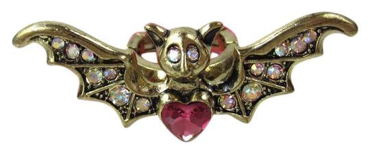 Preload https://img-static.tradesy.com/item/22307740/betsey-johnson-gold-creepy-critter-boost-antique-bat-stretch-crystal-ring-0-1-540-540.jpg