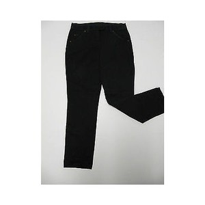 Robbi & Nikki by Robert Rodriguez Womens Black Pants