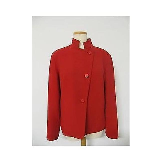 Preload https://item5.tradesy.com/images/neiman-marcus-basic-red-jacket-2230819-0-0.jpg?width=400&height=650