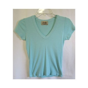 Juicy Couture Womens Green T Shirt Greens