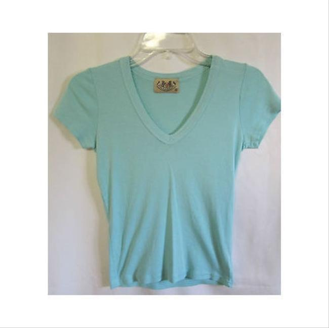 Juicy Couture Short Sleeve T Shirt Greens