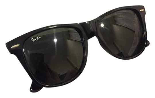 5c5243851c5 Ray-Ban Black Wayfarer - Rb 2140 901 54-18 Free Shipping Sunglasses ...
