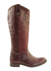 Frye Winter Fall Comfortable Leather Red Boots
