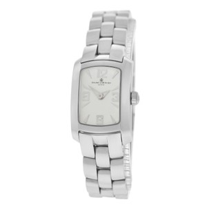 Baume & Mercier Ladies Ladies Hampton Milleis Mini 65340 Steel Quartz Watch
