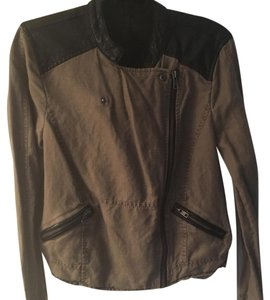 Free People brown and black Jacket