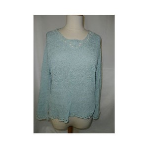 Ball of Cotton Womens Green Sweater