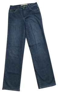 Christopher Blue Straight Leg Jeans-Dark Rinse