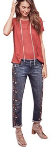 Anthropologie Relaxed Fit Jeans-Medium Wash