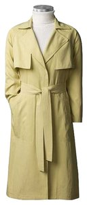 Isda & Co. Silk Trench Coat