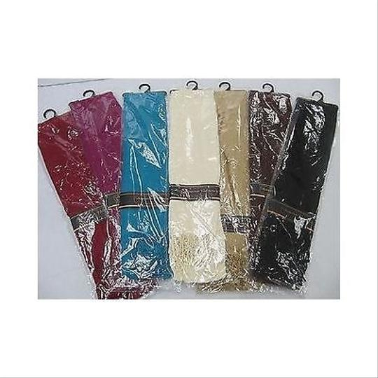 Other Womens Demarco Valencia Fashion Scarf With Fringe Detailing Assorted Colors