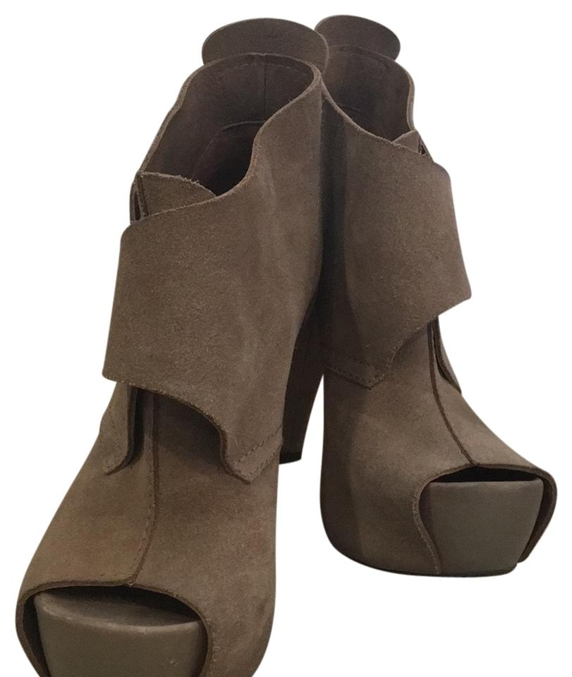 woman Grey Pedro Garcia Light Grey woman Boots/Booties special discount price 6aeae6