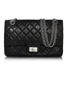Chanel Empire Waist Quilted Classic Double Flap Shoulder Bag