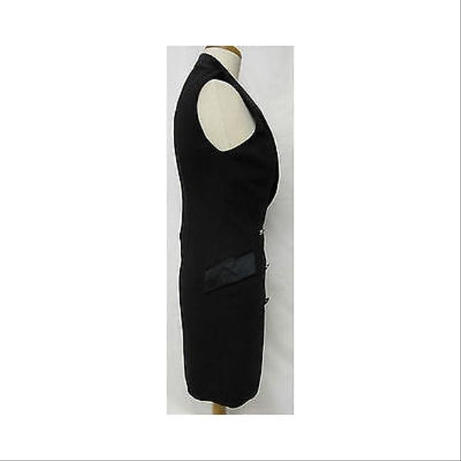 Other Womens Sleeveless With Button Front Dress