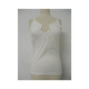 Other Womens Montana Goldberg Lace Top Whites