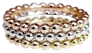 SWD BEADED BAND ETERNITY RING