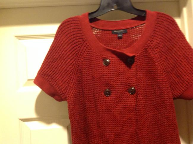Banana Republic Color Short Sleeev Super Versatile. Sweater Image 6