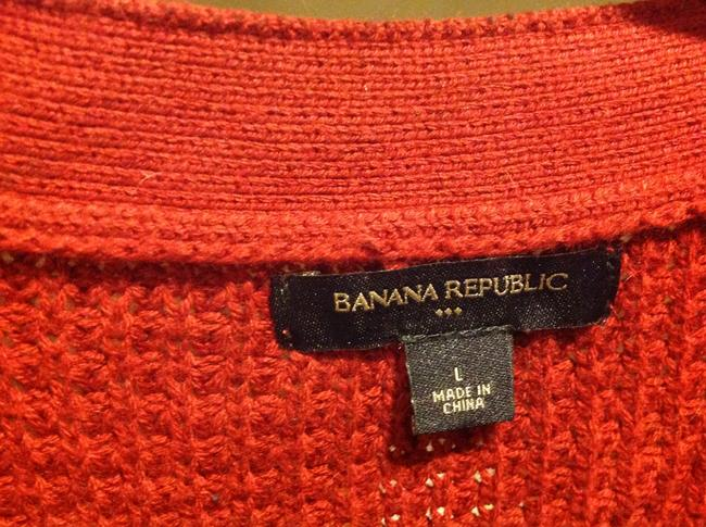 Banana Republic Color Short Sleeev Super Versatile. Sweater Image 7