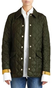 Burberry Military Green Jacket