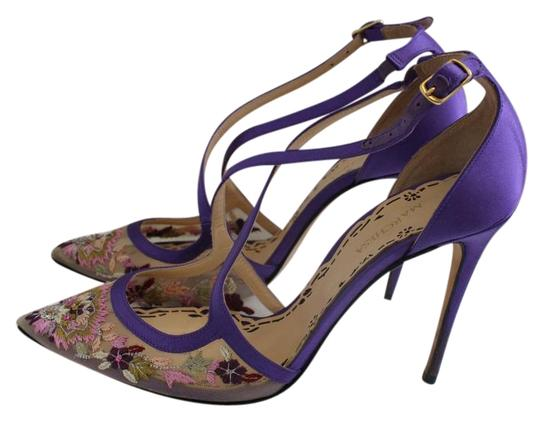 Preload https://img-static.tradesy.com/item/22313041/marchesa-daphne-purple-satin-and-embroidery-pumps-size-eu-37-approx-us-7-regular-m-b-0-1-540-540.jpg