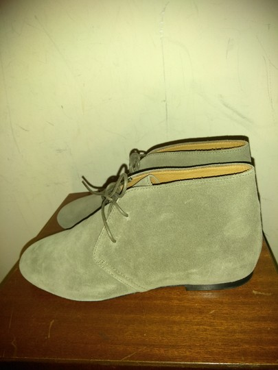 toile Isabel Marant Taupe brown Boots Image 1