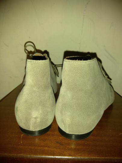 toile Isabel Marant Taupe brown Boots Image 2