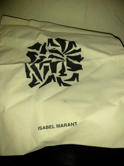 toile Isabel Marant Taupe brown Boots Image 8
