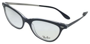 Ray-Ban New RAY-BAN Rx-able Eyeglasses RB 5360 2034 52-18 145 Black on Clear