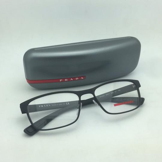 afaa131f251 Prada New PRADA Eyeglasses VPS 50G DG0-1O1 55-17 140 Rubberized Black