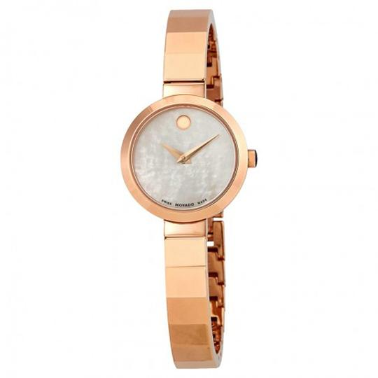 Preload https://img-static.tradesy.com/item/22313447/movado-mop-rose-gold-novella-white-dial-ladies-bangle-watch-0-0-540-540.jpg
