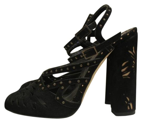 Preload https://img-static.tradesy.com/item/22313549/marchesa-black-suede-and-studs-maddie-sandals-size-eu-37-approx-us-7-regular-m-b-0-1-540-540.jpg