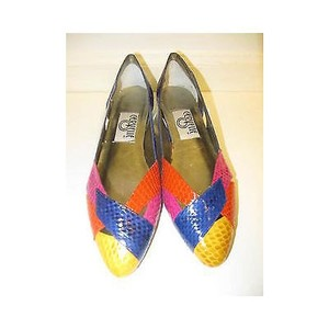 Cervelle Multi Colored Multi-Color Flats